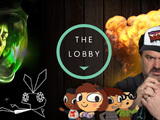 Alien: Isolation, Costume Quest 2, Vib-Ribbon - The Lobby