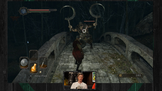 Darks Souls 2 PC and Console Comparison - The Lobby