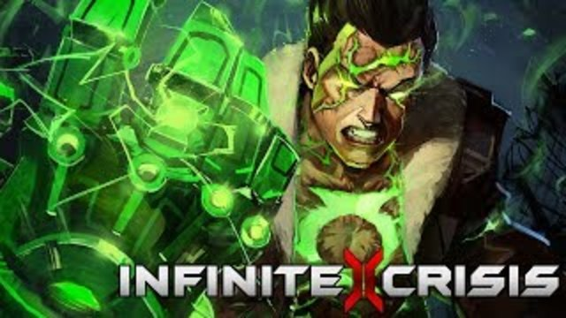 Infinite Crisis - Champion Profile: Atomic Green Lantern