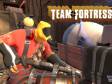 Team Fortress 2 - Soldier Killing Spree in Payload Race Mode
