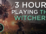 Kevin VanOrd Reports: 3 Hours Playing The Witcher 3 - The Lobby