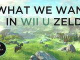 What we Want in Zelda on Wii U - The Lobby