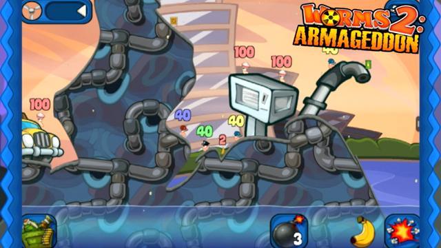Игры Для Андроид Worms 2 Armageddon 1 3 6