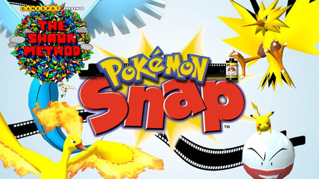 Pokémon Snap - The Shaun Method