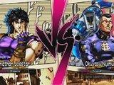 Jonathan vs. Okuyasu - JoJo's Bizarre Adventure: All Star Battle - Gameplay
