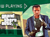 GTA V PC - Now Playing