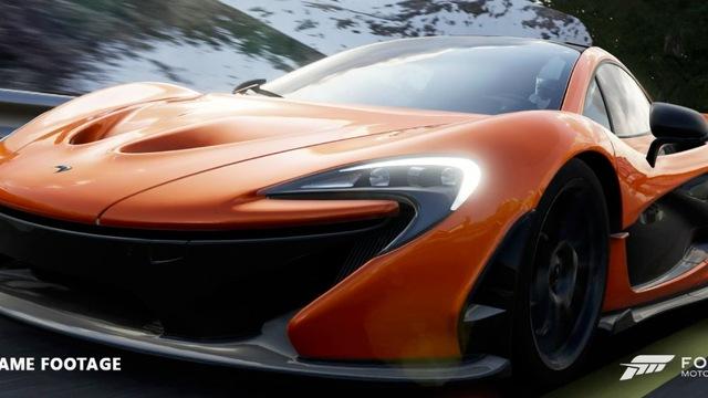 Forza Motorsport Mclaren Automotive Trailer At T U Verse