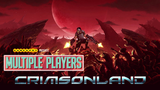 Crimsonland - Multiple Players