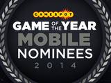 Mobile Game Nominees - Game of the Year 2014