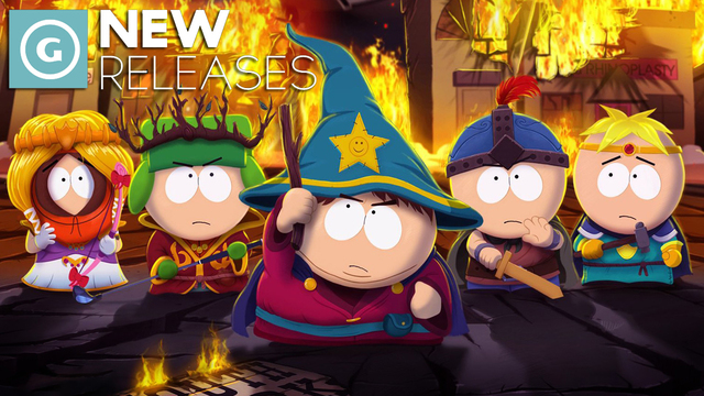 South Park: Stick of Truth & Walking Dead S2 Ep 2. - New Releases