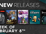 Evolve, Monster Hunter 4, The Legend of Zelda: Majora's Mask - New Releases
