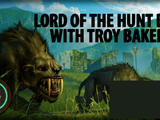 Shadow of Mordor DLC with Troy Baker - The Lobby