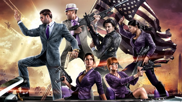 Saints Row IV: National Treasure Edition and One Piece: Unlimited World RED - New Releases