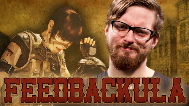 Feedbackula - Beyond: Two Souls Mammary Manhunt!