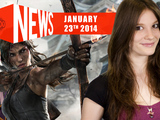 GS Daily News - Sexually-explicit Vita game censored; Does Tomb Raider perform better on PS4?