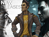 Borderlands: The Pre-Sequel, The Evil Within, Sleeping Dogs - New Releases