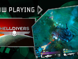 Helldivers - Now Playing