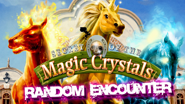 Secret of the Magic Crystals - Random Encounter