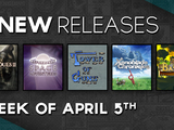 Dark Souls II Scholar of the First Sin, Tower of Guns, Xenoblade Chronicles - New Releases