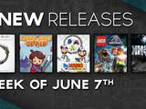 The Elder Scrolls Online, LEGO Jurassic World, Adventures of Pip - New Releases