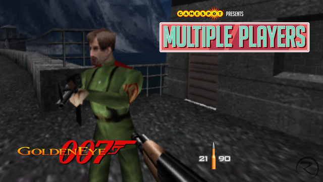 GoldenEye - Multiple Players