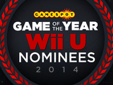 Wii U Nominees - Game of the Year 2014