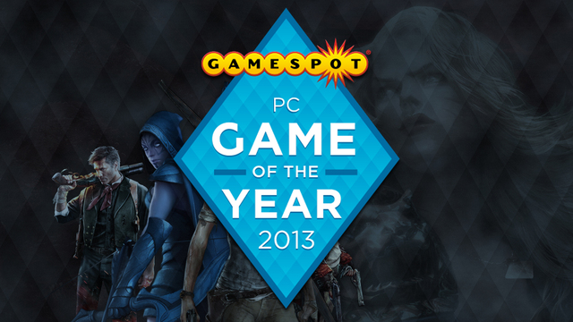 PC Winner - Game of the Year 2013
