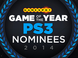 PS3 Nominees - Game of the Year 2014