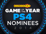 PS4 Nominees - Game of the Year 2014