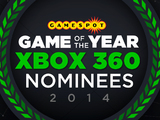 Xbox 360 Nominees - Game of the Year 2014