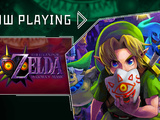 The Legend of Zelda: Majora's Mask - Now Playing