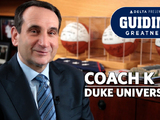 Coach K: Lessons from the Duke Basketball Legend | Guiding Greatness Ep. 1