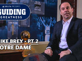Mike Brey Discusses Mentoring Student Athletes I Guiding Greatness Ep. 7