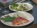 Cooking With WCCO: Bonefish Grill's Salmon With Bacon Jam Butter