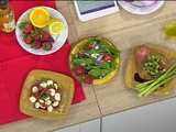Cooking With WCCO: Spice Up Spring Salads With Fresh Produce