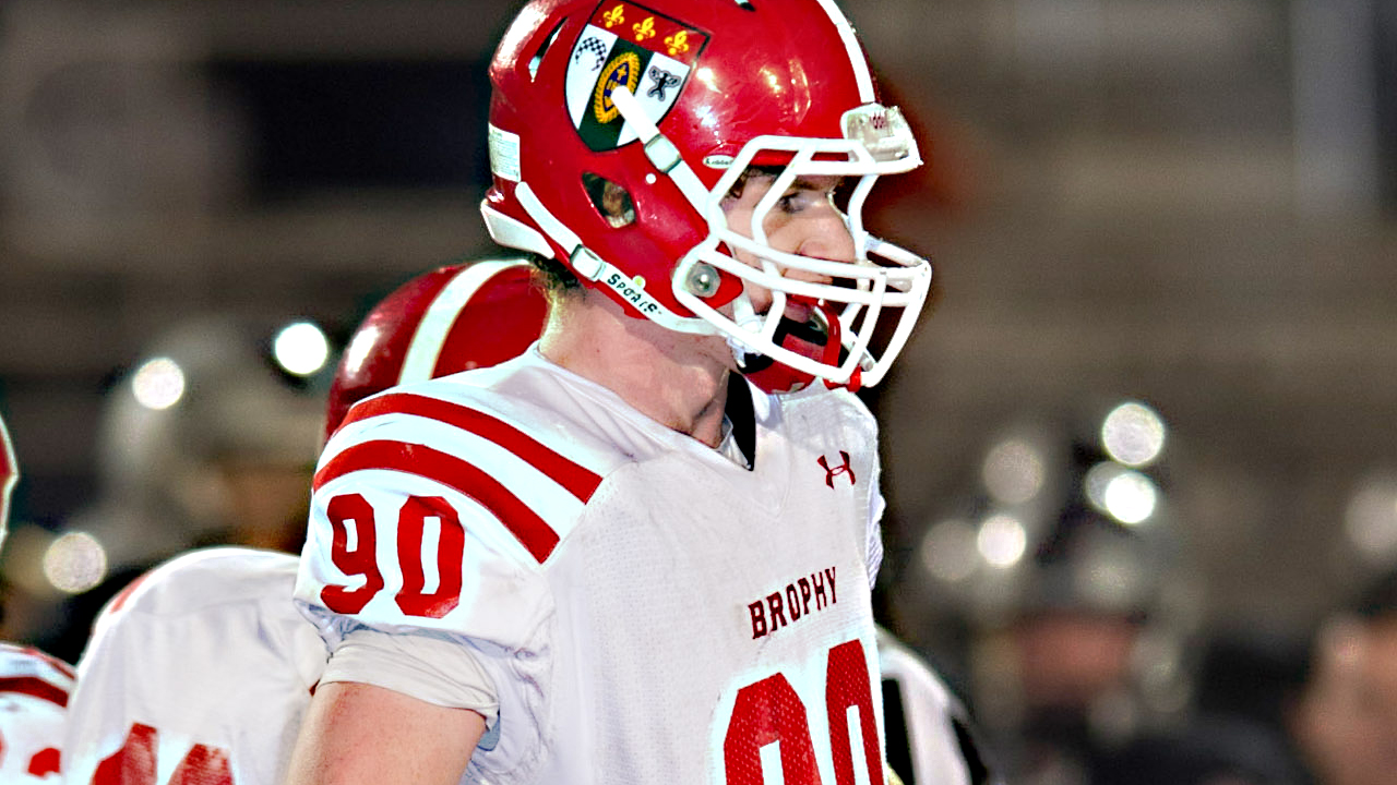 Connor murphy highlights brophy college prep az high for M go fish