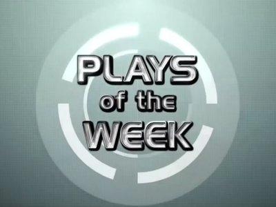 TOP 10 PLAYS OF THE WEEK - October 27