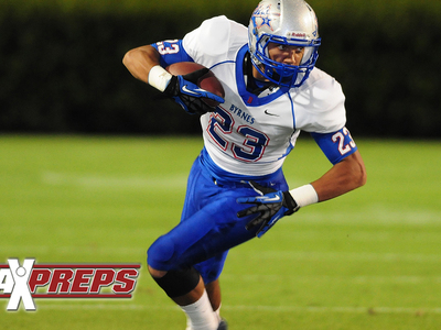 Isaiah Hill (Miami Ohio Commit) RB - Byrnes (SC)