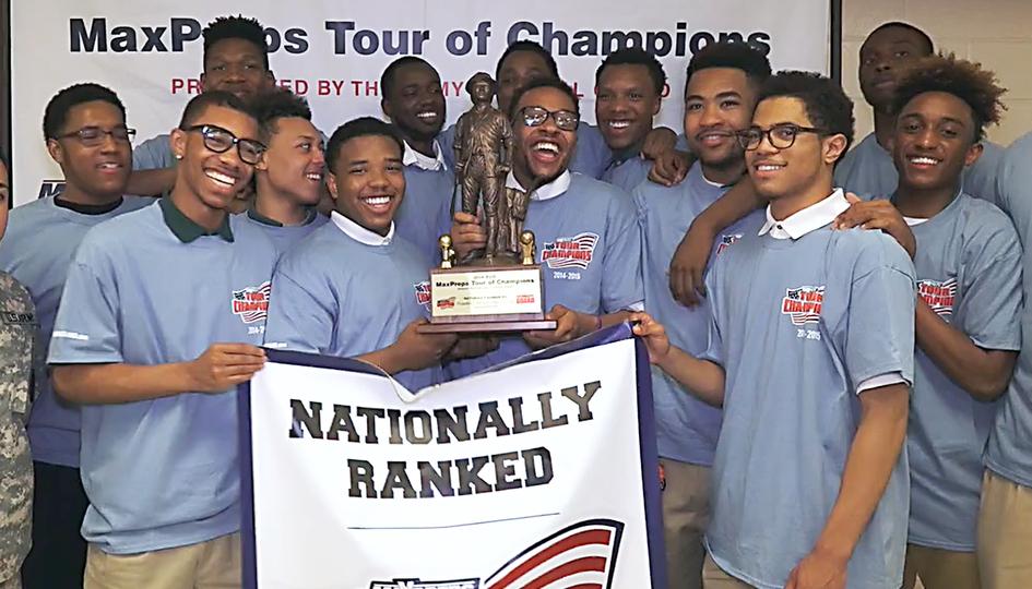 TOC Boys Basketball - Roselle Catholic (NJ)