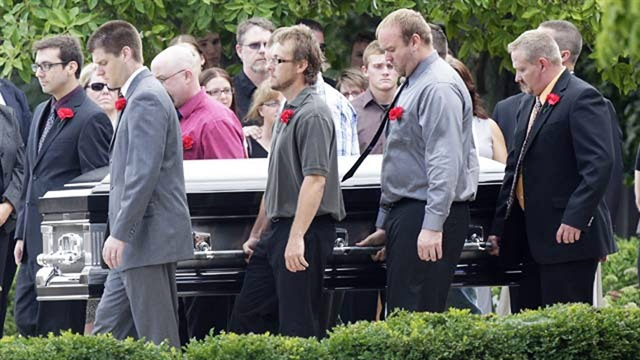 More funerals held for Colo. shooting victims