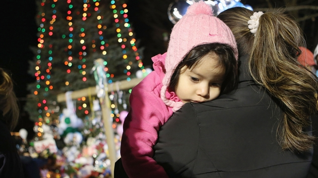CBS This Morning: Celebrating the holidays amid tragedy