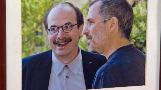60 Minutes: David Kelley's last chat with Steve Jobs