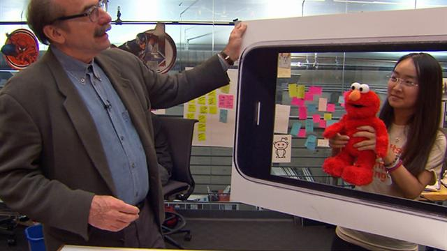 60 Minutes: It's Elmo calling!