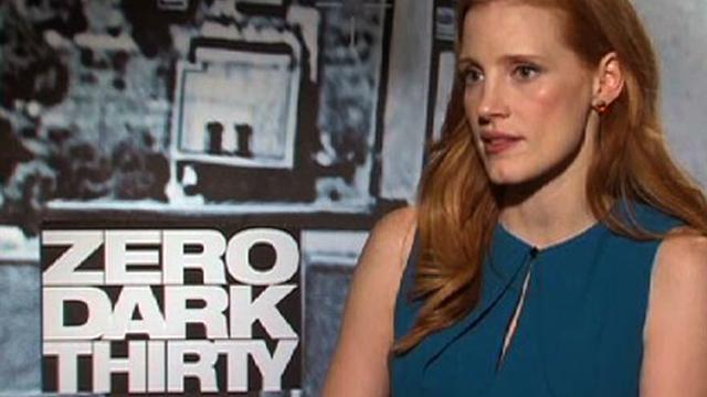 Entertainment: Jessica Chastain on