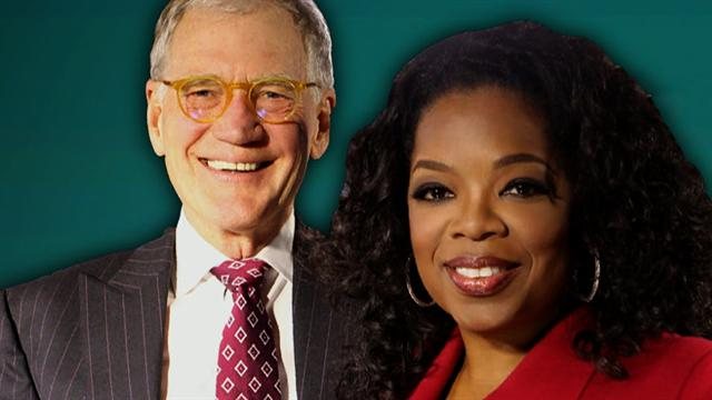 CBS This Morning: David Letterman opens up to Oprah
