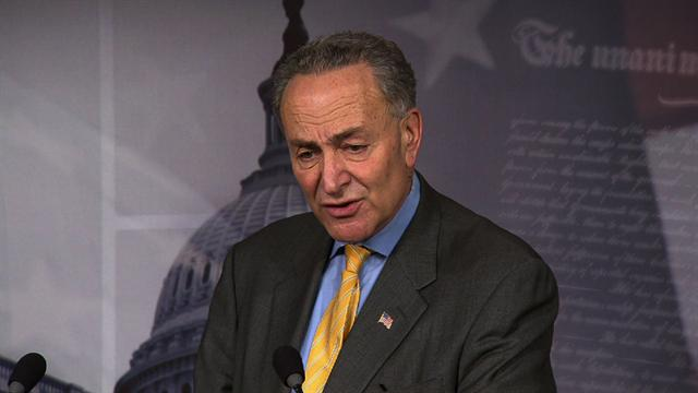 Politics: Schumer: No debt ceiling negotiation, period