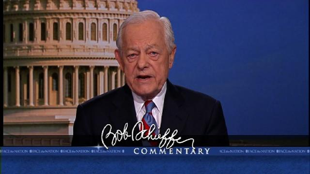Face The Nation: Schieffer: Second Inaugurals like second weddings