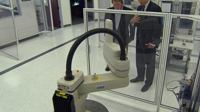 60 Minutes: Robots' work: 