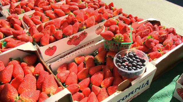 Health: Berries may help women fight heart disease