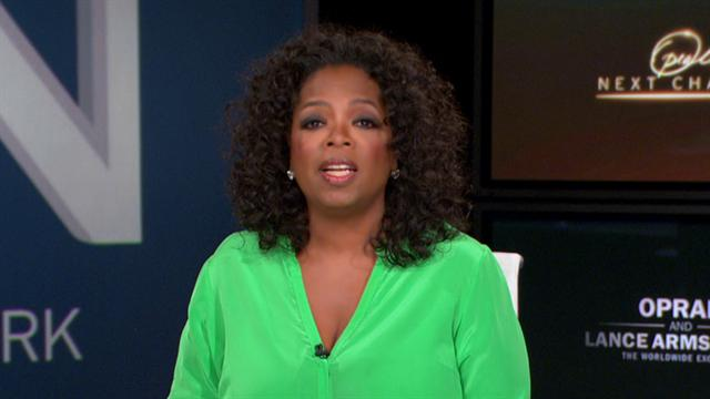 CBS This Morning: Oprah on Armstrong: